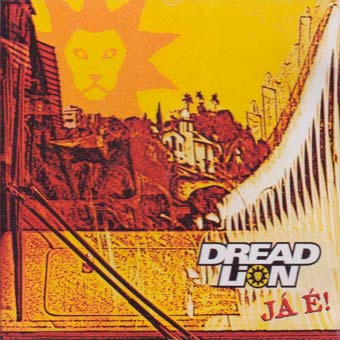 CD Dread Lion - Já é