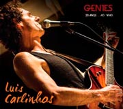 CD / DVD Gentes 20 anos ao vivo